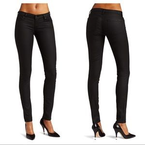 Seven for all Mankind Jeather skinny jeans